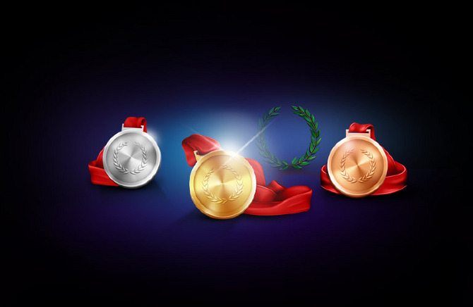 Medals 03